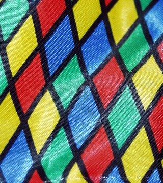 texture : arlequin