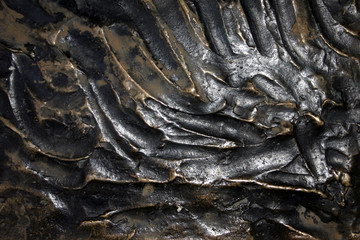 bronze texture