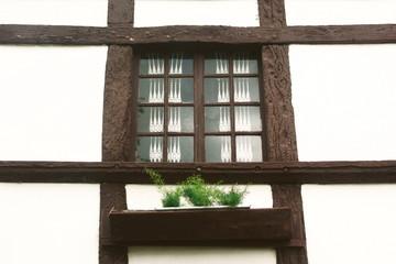 fenetre de maison normande