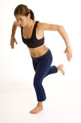 one-legged squat 1