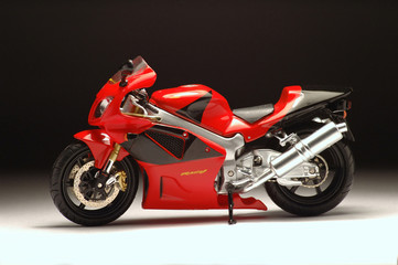 sport bike model