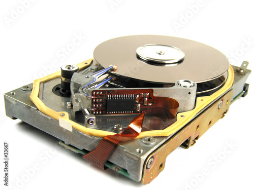 Retrieve damaged hard drive data