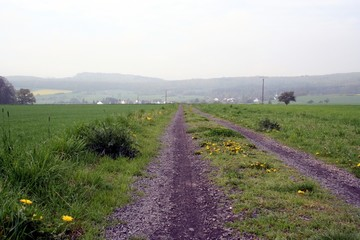 road to town