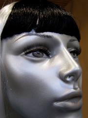 mannequin noir