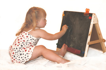 chalkboard annie
