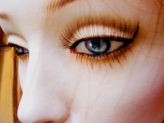 Wall Mural - l'oeil du mannequin