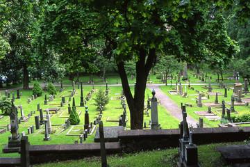 vaar frelsers cemetery