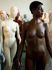 belle africaine nue