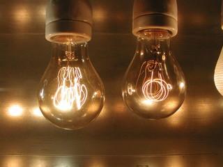 deux ampoules
