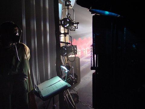 backstage in atlanta