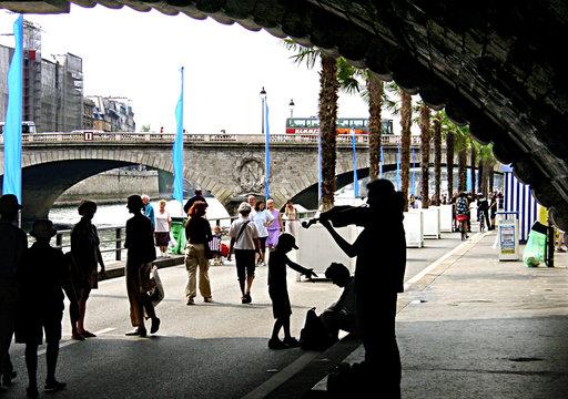 paris plage n° 3
