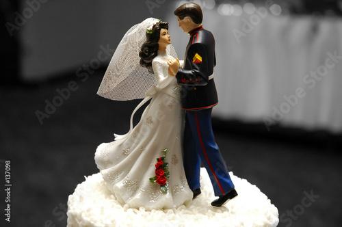 Свадебный торт фото статуэтки