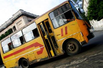 habana public bus