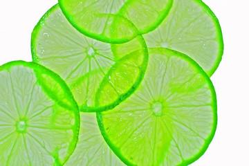 citron rondelles
