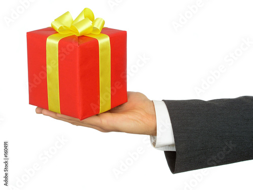 Подарки партнерам налогообложение 84