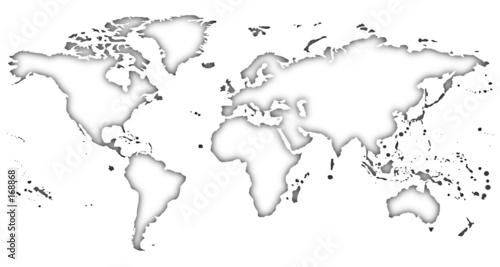 Contorno imagens e fotos de stock royalty free no - Mappa del mondo contorno ks2 ...
