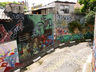 grafitti street, brésil