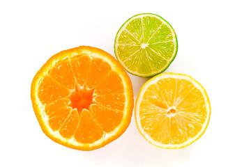 wet citrus trifecta