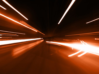 red street blur