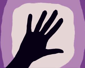 hand design - retro