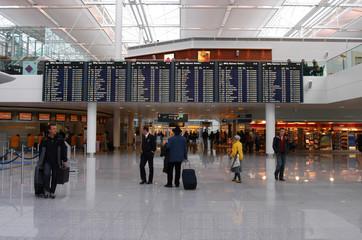 Photo sur Aluminium Aeroport flughafen muenchen