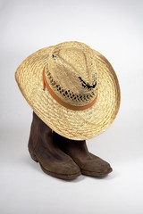 boots and hat 1