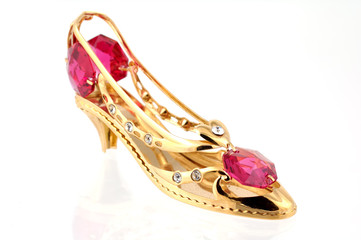 gold slipper