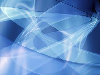trace glow blue