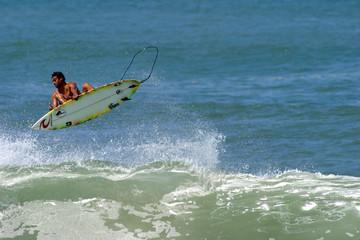 surf acrobatique