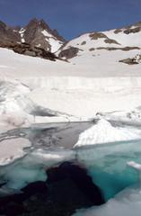 eau, neige et glace