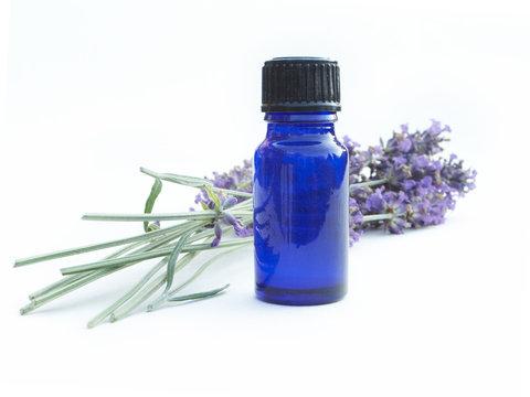 lavender bottle