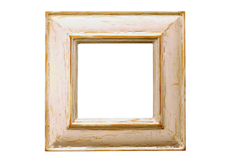 small rustic frame