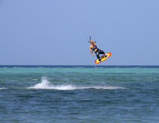 kite surfer 1