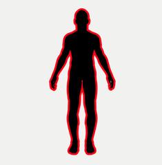 man shape  11