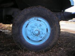 blue hub