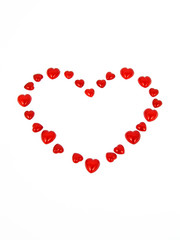 heart for valentine's day