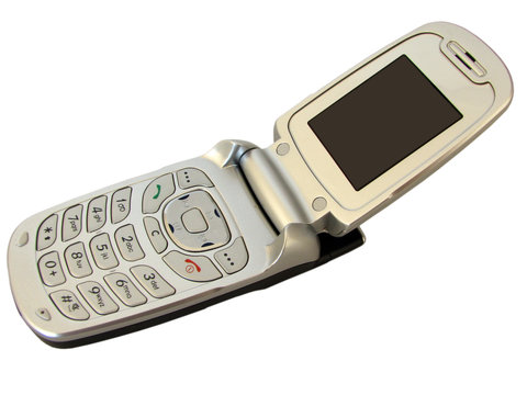 your own brand cell phone - open