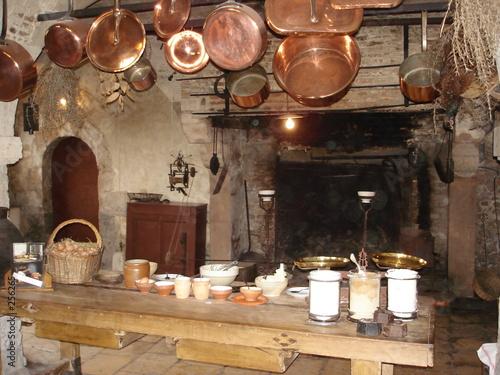 La cuisine de grand m re photo libre de droits sur la - La cuisine de grand mere angouleme ...