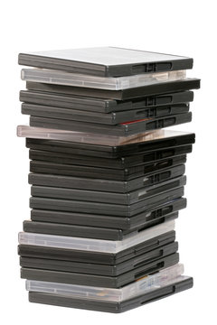 pile of movies