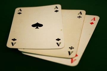 poker as 4
