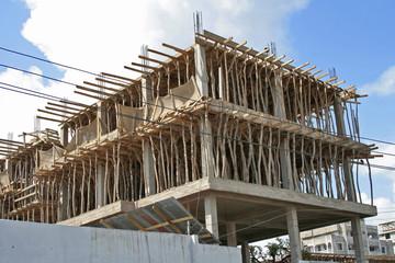 african scaffolding