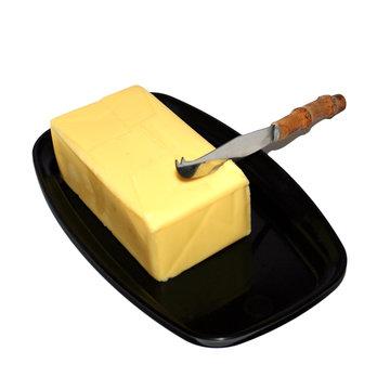 plaquette de beurre