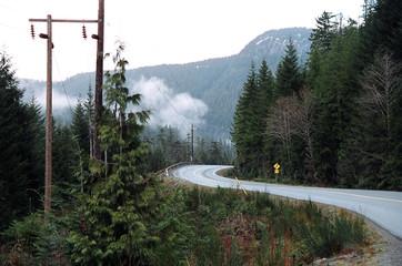 road to tofino