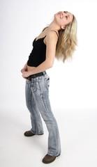 dynamic blond woman 11