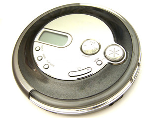 portable disc player