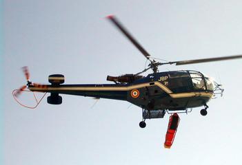 pn2x40 - secours en hélicoptère