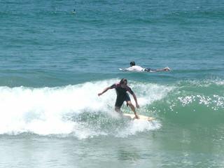 surfeur pacifique
