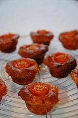 mini muffins à la tomate