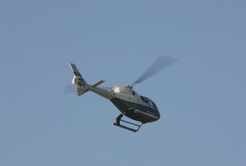 vol d'hélicoptère