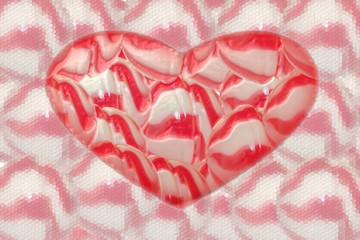 corazon de caramelos